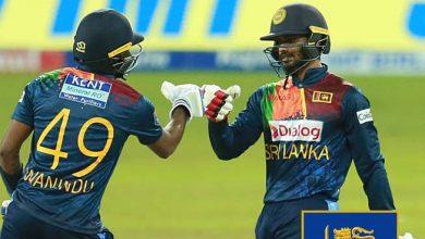 Sri Lanka vs India 3rd T20