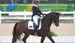 टोकियो ऑलिम्पिक : ऑस्ट्रेलियाच्या महिला घोडेस्वार मेरी हाना
