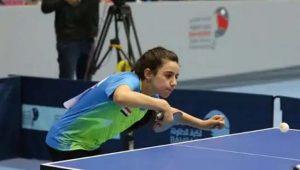 टोकियो ऑलिम्पिक : सिरियाची टेबल टेनिस खेळाडू हेंड जाजा