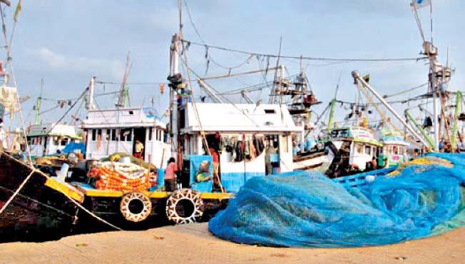 मासेमारी
