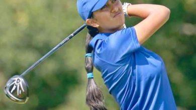 भारताची गोल्फर आदिती अशोक