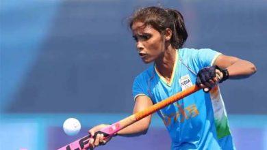भारतीय महिला हॉकी संघातील खेळाडू वंदना कटारिया
