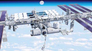 आंतरराष्ट्रीय अंतराळ स्थानक