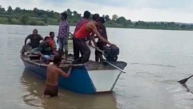 Wardha River : अमरावतीमध्ये वर्धा नदीत ११ जण बुडाले, ३ मृतदेह सापडले